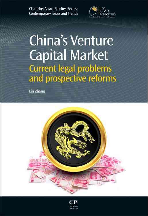 China's Venture Capital Market By Zhang, Lin